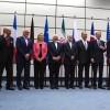 نشست پایانی گروه۱+۵ و ایران