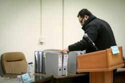پنجمین جلسه دادگاه رسیدگی به اتهامات بابک زنجانی