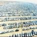 80 هکتار در شلمچه و ۱۲۰ هکتار براي چذابه ؛ 200 هکتار زمین برای پارکینگ خودروهای زائران اختصاص یافته است