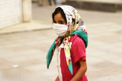 مدیرکل حفاظت محیط زیست خوزستان : منشا بوي بد شبهاي اهواز مشخص نيست