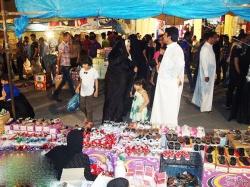بابك ربيعي : دومین شب بازار اهواز  آماده بهره برداری است
