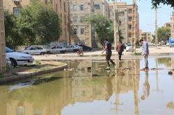 شهردار منطقه يك اهواز : شركت آبفا به تعهداتش عمل نميكند