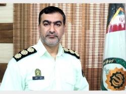 سرهنگ محسن دالوند : نيروي انتظامي خانه فساد در اهواز را تخريب كرد
