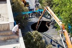 زلزله خاموش در كمين خوزستان ؛ پدیده فرونشست زمین به شدت گسترده شده است