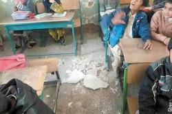 عليرغم كمبود۱۰ هزار کلاس درس ؛  30 درصد فضاهاي آموزشي  درخوزستان تخريبي هستند