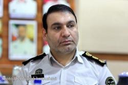 رئیس پلیسراه خوزستان : راههای استان استاندارد نيستند