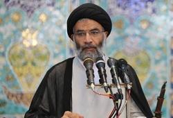 نماینده ولی فقیه در خوزستان :  شعار علیه حافظان امنیت اوج بیانصافی است