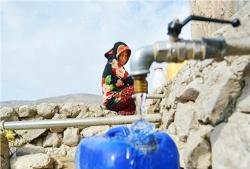 عضو شورای روستای عوده غیزانیه : آب هر 4 روز يكبار فقط براي 4 ساعت وصل ميشود