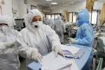 استفاده از سالن های ورزشی برای بستری کردن بیماران کرونایی در اهواز