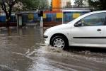بارش شدید باران در تهران