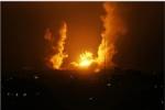 جنگندههای رژیم صهیونیستی غزه را بمباران کردند